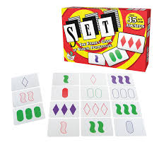 An image of the Set game box